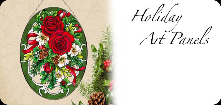 Holiday Art Panels