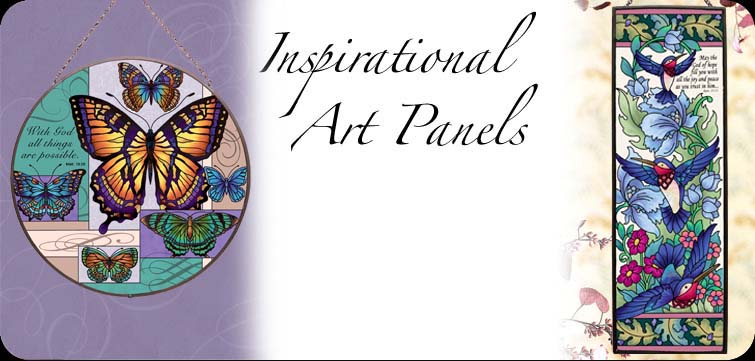 Inspirational Art Panels