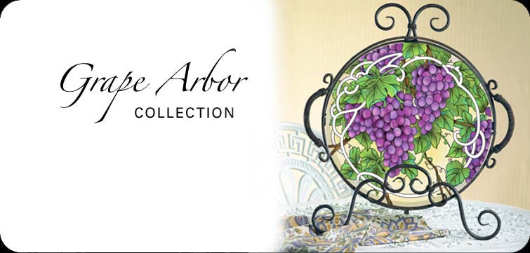 Grape Arbor Collection