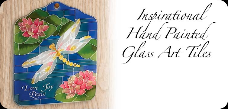 Glass Art Tiles