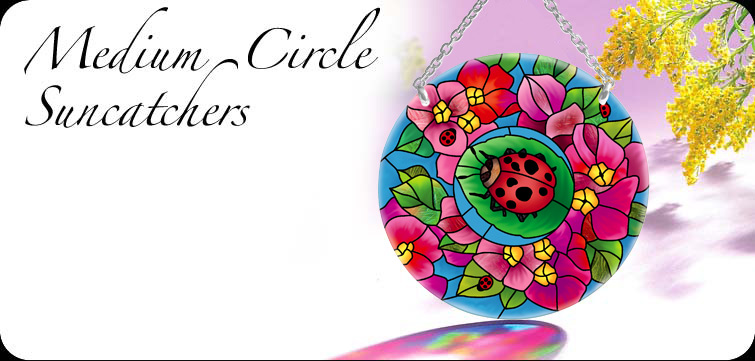 Suncatchers Medium Circles