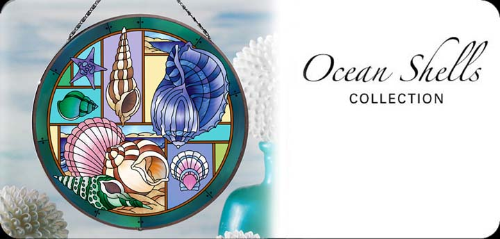 Ocean Shells Collection