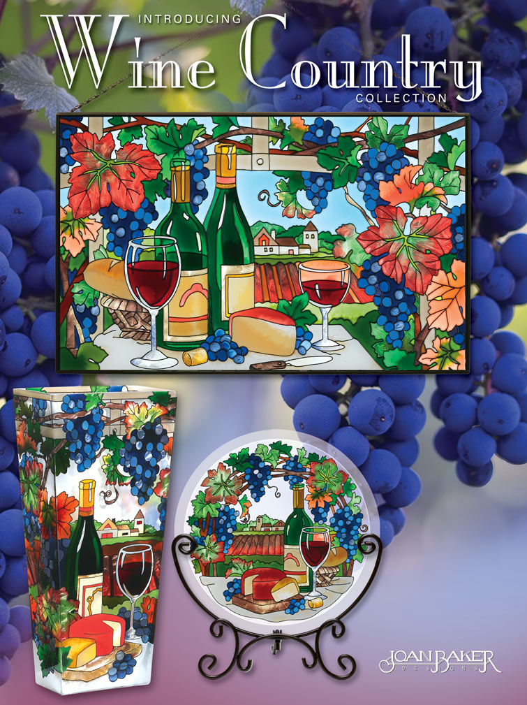 Introducing Wine Country Collection