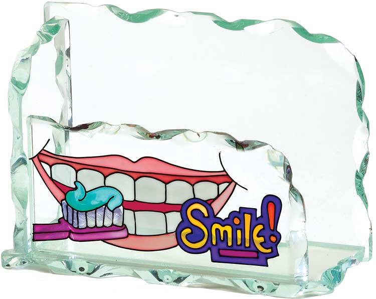 Business Card Holder-BCH1017-Dental Field - Dental Field