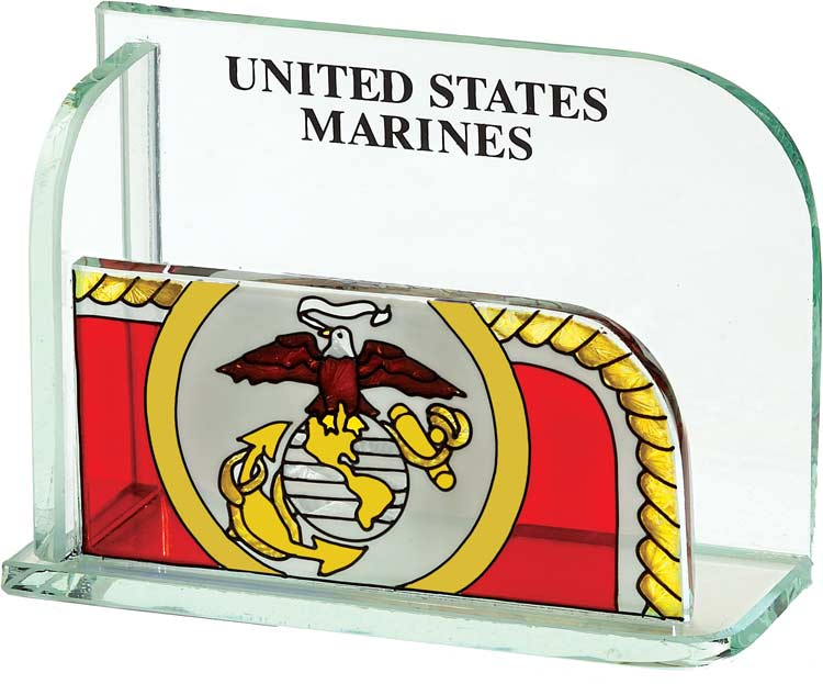 Business Card Holder-BCH2013-Marines/UNITED STATES MARINES - Marines/UNITED STATES MARINES
