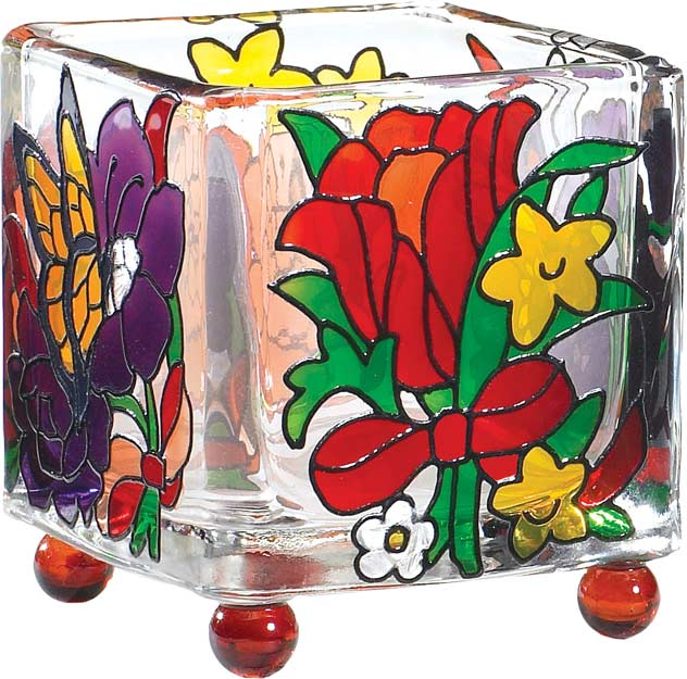 Candleware-CCM1007-Jewel Bouquet - Jewel Bouquet