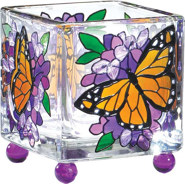 Candleware-CCM1011-Wings & Wisteria - Wings & Wisteria