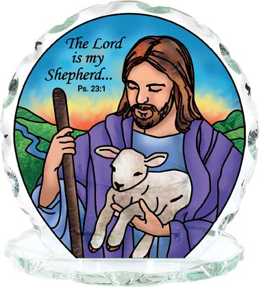 Candelware-CP2035-Good Shepherd/The Lord is my Shepherd... Ps. 23:1 - Good Shepherd/The Lord is my Shepherd... Ps. 23:1