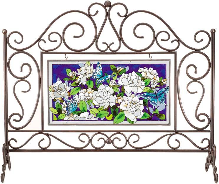 Декоративное художественное стекло. Арт панели и каминные экраны 85187