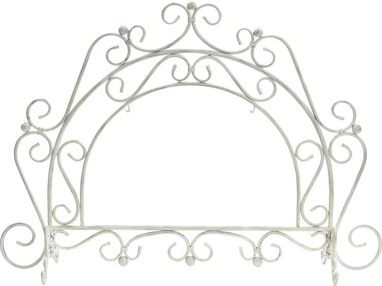 FSS301W-Arched Fireplace Screen - Arched Fireplace Screen