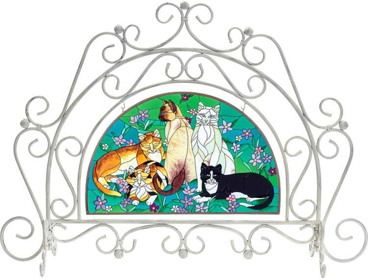 Декоративное художественное стекло. Арт панели и каминные экраны 94534