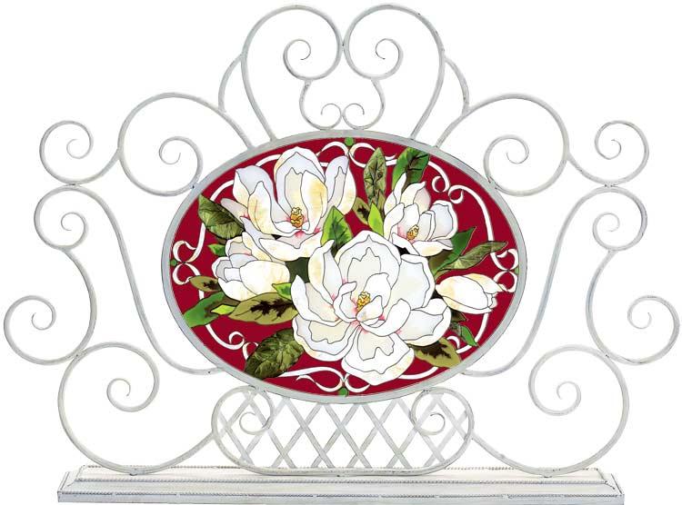 Декоративное художественное стекло. Арт панели и каминные экраны 31421