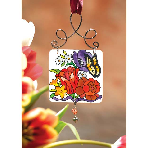 Suncatcher-JSW186-Jewel Bouquet - Jewel Bouquet