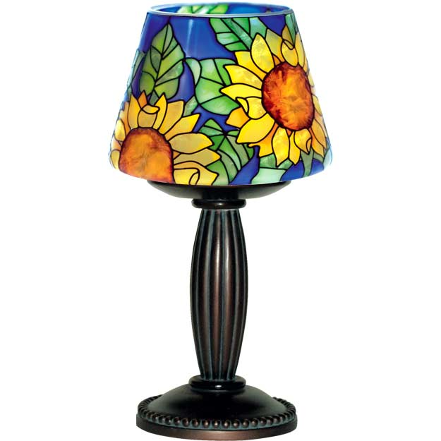 Lampshade-LSM428-Sunflower Field - Sunflower Field