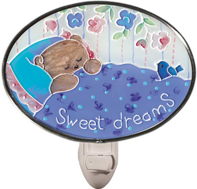 Nightlight-NL203-Baby/Sweet dreams - Baby/Sweet dreams