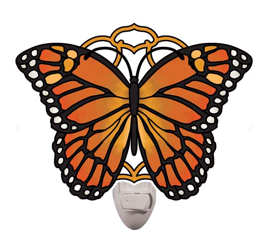 Nightlight-NL5001-Monarch Butterfly - Monarch Butterfly