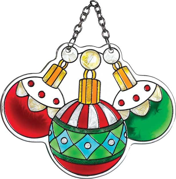 Suncatcher SSA1029 Christmas Ornaments Joan Baker Designs