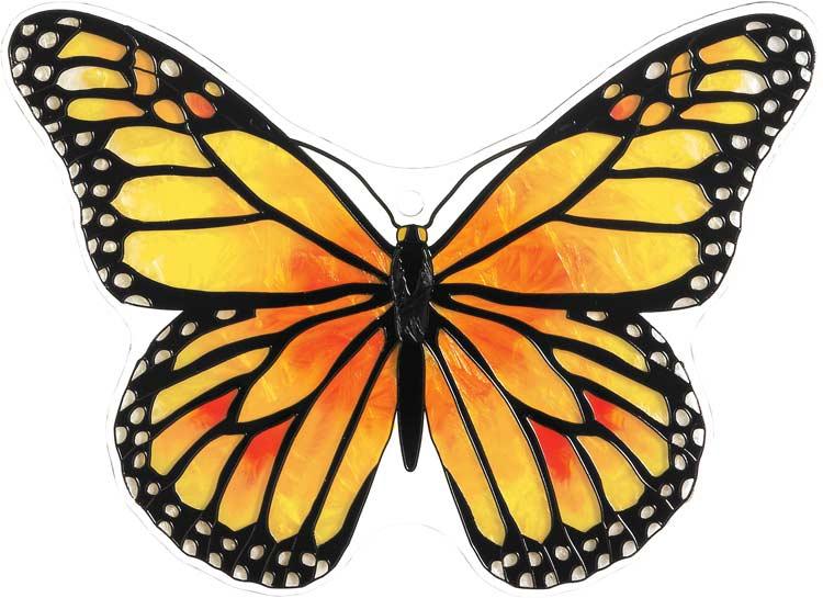 Garden Plaque TPF1005 Monarch Butterfly Monarch Butterfly
