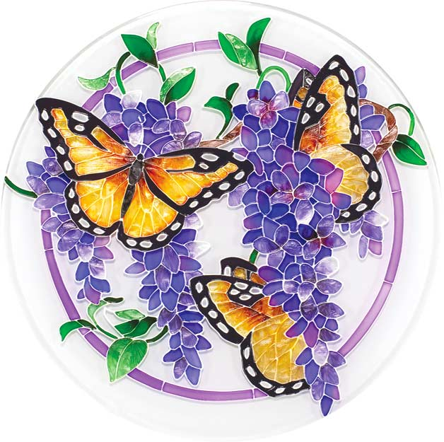 Trivet-TTV006-Wings & Wisteria - Wings & Wisteria
