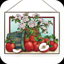 Art Panels-AP110R-Apple Orchard - Apple Orchard