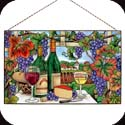 Art Panel-AP396R-Wine Country - Wine Country
