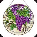 Art Panel-AP4002R-Grape Arbor - Grape Arbor