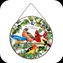 Art Panel-AP474-Birds of a Feather/Sing to the Lord... - Birds of a Feather/Sing to the Lord a new song.  Ps. 96:1