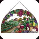 Art Panel-AP503R-Wine & Cheese - Wine & Cheese