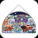 Art Panels-AP527R-Winter Scene - Winter Scene