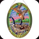 Art Panel-AP709R-Wild Ducks - Wild Ducks