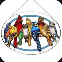 Art Panel-AP720R-Birds on a Wire - Birds on a Wire