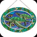 Art Panels-AP728R-Hawaiian Sea Turtles - Hawaiian Sea Turtles