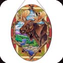 Art Panels-AP731R-Moose - Moose