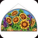 Art Panel-APM312R-Sunflower Field - Sunflower Field