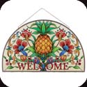 Art Panel-APM316R-Welcome Pineapple/Welcome - Welcome Pineapple/Welcome
