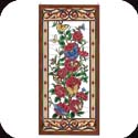 Art Panel-APM611R- Red Camellias - Red Camelias
