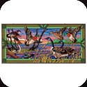 Art Panel-APM614R-Wild Ducks - Wild Ducks
