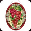 Art Panel-APM703R-Red Grapes - Red Grapes