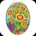 Art Panel-APM710R-Sunflower Field - Sunflower Field