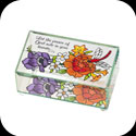 Box-BAB1016-Jewel Bouquet/Let the peace of God... - Jewel Bouquet/Let the peace of God rule in your heart.  Col. 3:15