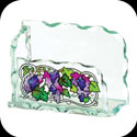 Business Card Holder-BCH1010-Grape Arbor - Grape Arbor