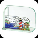 Business Card Holder-BCH2008-Lighthouse - Lighthouse