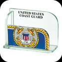 Business Card Holder-BCH2012-Coast Guard/UNITED STATES COAST GUARD - Coast Guard/UNITED STATES COAST GUARD
