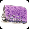 Business Card Holder-BCH3010-Purple - Purple