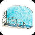Business Card Holder-BCH3011-Aqua - Aqua