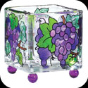 Candleware-CCM1002-Grape Arbor - Grape Arbor
