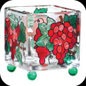 Candleware-CCM1005-Red Grapes - Red Grapes