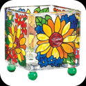 Candleware-CCM1013-Sunflower Field - Sunflower Field