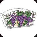 Candleware-CG1003R-Grape Arbor - Grape Arbor