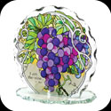 Candleware-CP1021-Grape Arbor/I am the vine... - Grape Arbor/I am the vine; you are the branches. Jn. 15:5